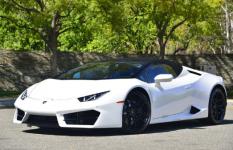 Lamborghini Huracan LP 580-2 Spyder 2018