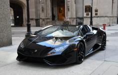 Lamborghini Huracan LP 610-4 Spyder 2018