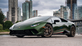 Lamborghini Huracan LP640-4 Performante Coupe 2018