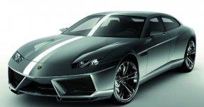 Lamborghini Sedan 2021