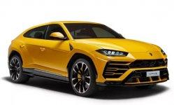 Lamborghini Urus SUV 2020