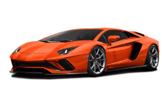 Lamborghini Aventador S Coupe 2018