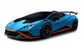 Lamborghini Huracan STO RWD 2022