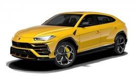 Lamborghini Urus SUV 2021