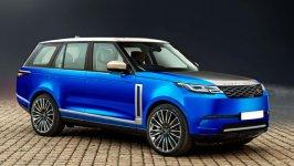 Land Rover Range Rover EV 2021