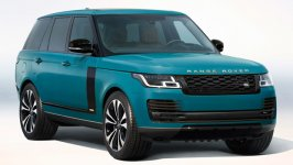 Land Rover Range Rover Fifty SWB 2021