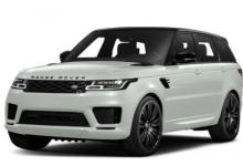 Land Rover Range Rover Sport V8 Supercharged 2018
