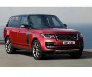 Land Rover Range Supercharged V8 LWB 2018