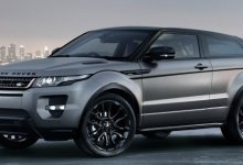 Land Rover Evoque Autobiography Coupe