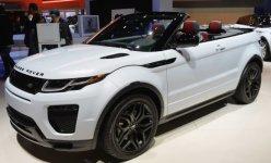Land Rover Evoque HSE Convertible