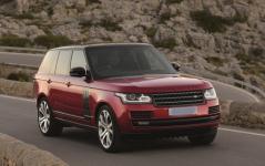 Land Rover Range HSE Td6 2018