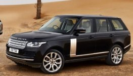 Land Rover Range Rover Autobiography SDV6 3.0L