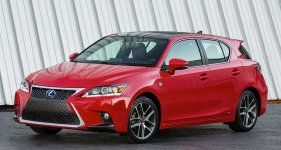 Lexus CT-Series PREMIER