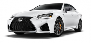 Lexus GS F Luxury Sedan 2019