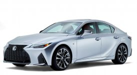Lexus IS 300 AWD 2021