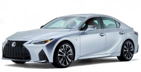Lexus IS F 2021