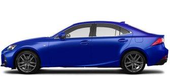 Lexus IS 300 F SPORT AWD 2020