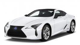 Lexus LC 500 Coupe 2021