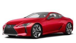 Lexus LC 500h Coupe 2021