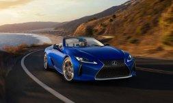 Lexus LC Convertible 2021