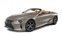 Lexus LC 500 Convertible RWD 2021