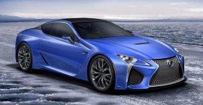 Lexus LC F 2021