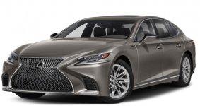 Lexus LS 500 AWD 2020