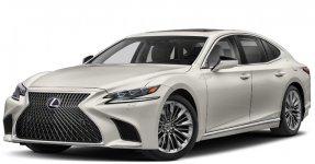 Lexus LS 500h AWD 2020