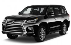 Lexus LX 570 Two Row 4WD 2020
