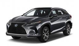 Lexus RX Hybrid 450hL 2020