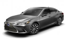 Lexus ES 300h Ultra Luxury 2021