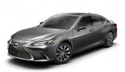 Lexus ES 300h Ultra Luxury 2021