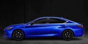 Lexus ES 300h Ultra Luxury 2022