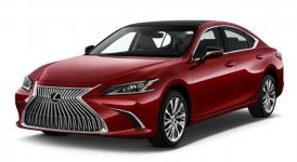 Lexus ES 350 Ultra Luxury 2021
