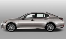 Lexus GS 450h RWD 2018