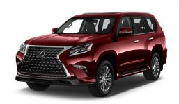 Lexus GX 460 Premium 4WD 2021