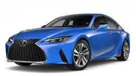 Lexus IS 350 F Sport 2022