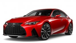 Lexus IS 500 F SPORT PERFORMANCE Launch Edition 2022