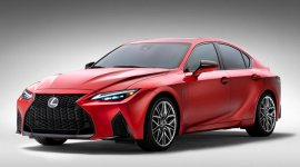 Lexus IS 500 F Sport 2022