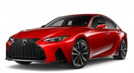 Lexus IS F SPORT Performance 2022