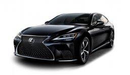 Lexus LS 500 2022