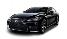 Lexus LS 500 F Sport 2021