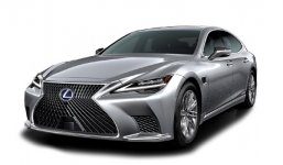 Lexus LS 500h 2022