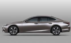 Lexus LS 500h AWD 2018