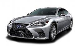 Lexus LS 500h AWD 2021