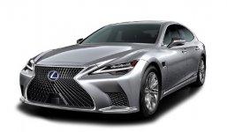 Lexus LS 500h RWD 2021