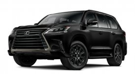Lexus LX 570 Three Row 2021