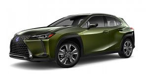 Lexus UX 250h 2021