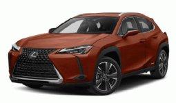 Lexus UX 250h AWD 2020