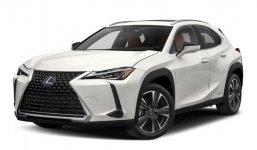 Lexus UX 250h Luxury 2022